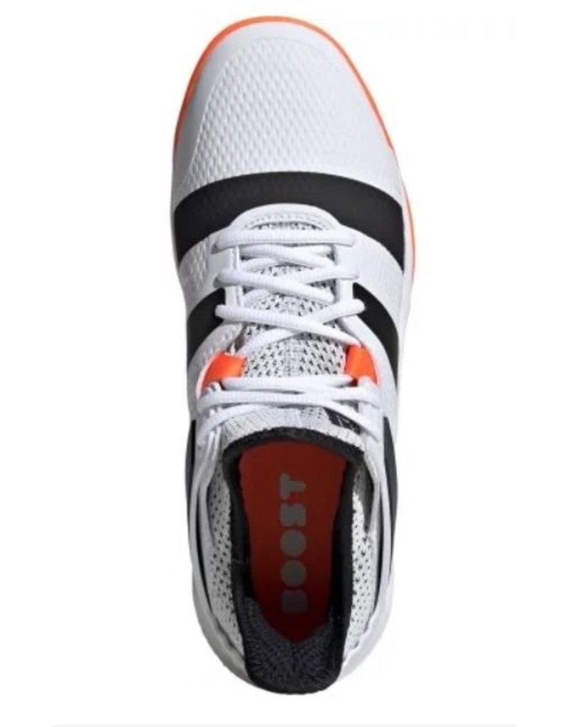 Adidas Adidas Stabil X wit indoor handbalschoenen heren