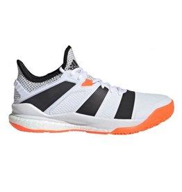 Adidas Stabil X wit indoor handbalschoenen heren