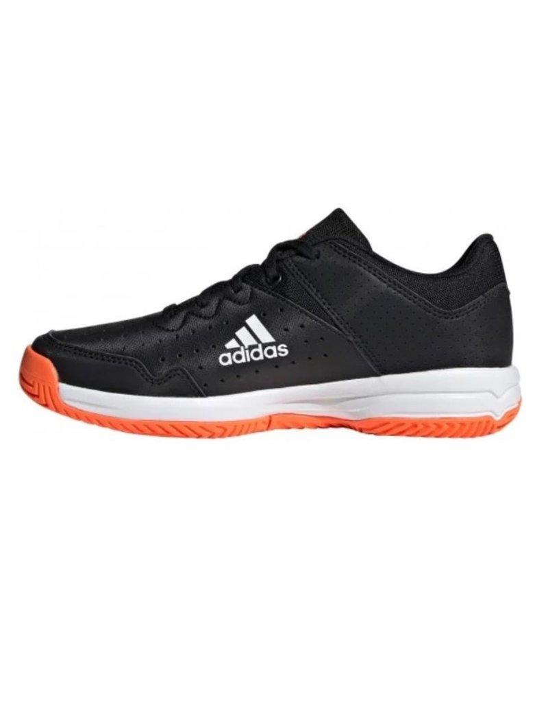 Adidas Adidas Court Stabil Jr zwart indoor handbalschoenen kids