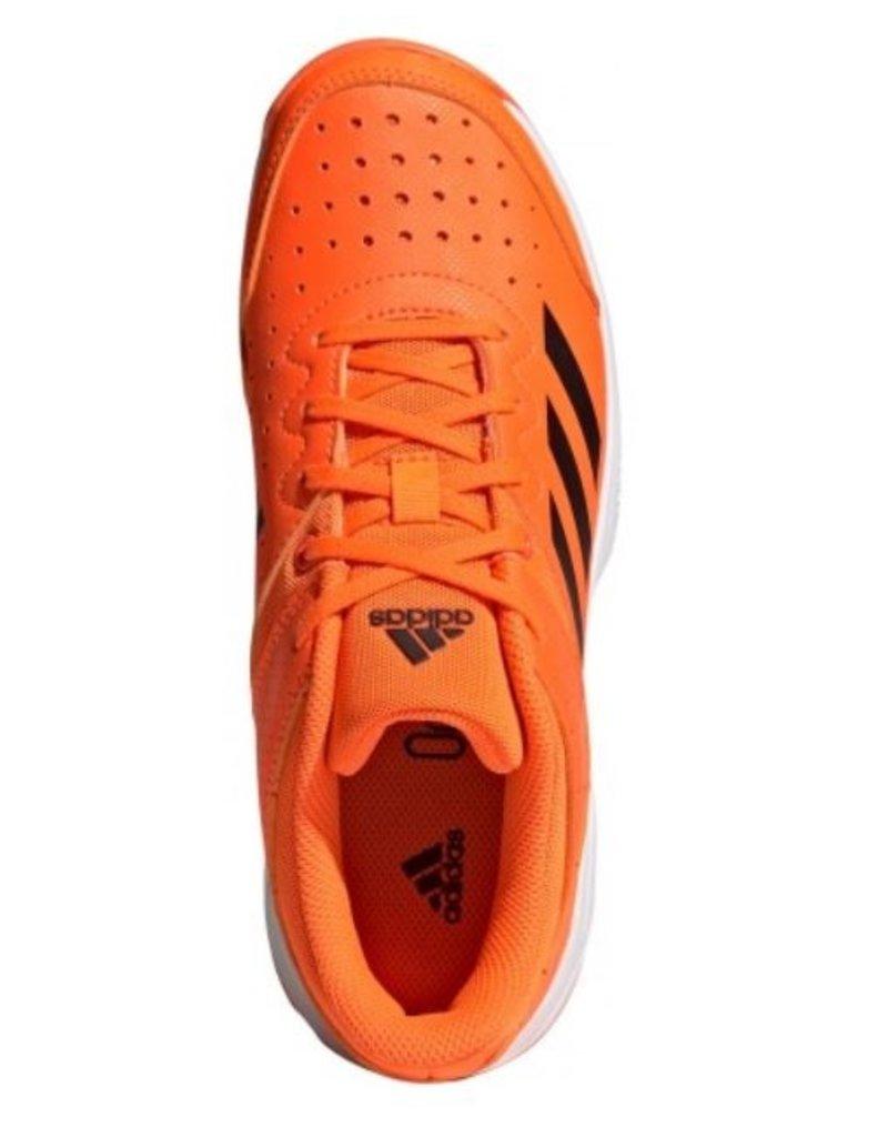Adidas Adidas Court Stabil Jr oranje indoor handbalschoenen kids