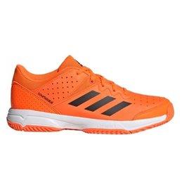 Adidas Court Stabil Jr oranje indoor handbalschoenen kids