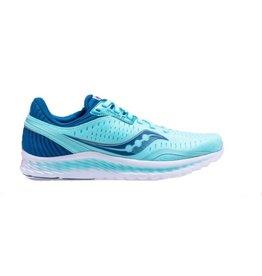 Saucony Kinvara 11 blauw hardloopschoenen dames