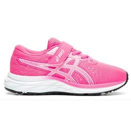 ASICS Pre Excite 7 PS roze hardloopschoenen kids