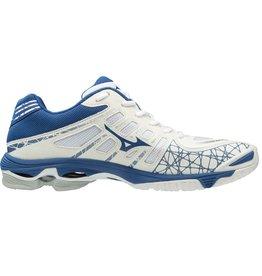 Mizuno Wave Voltage wit blauw volleybalschoenen unisex