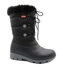 Olang Patty Nero zwart snowboots dames