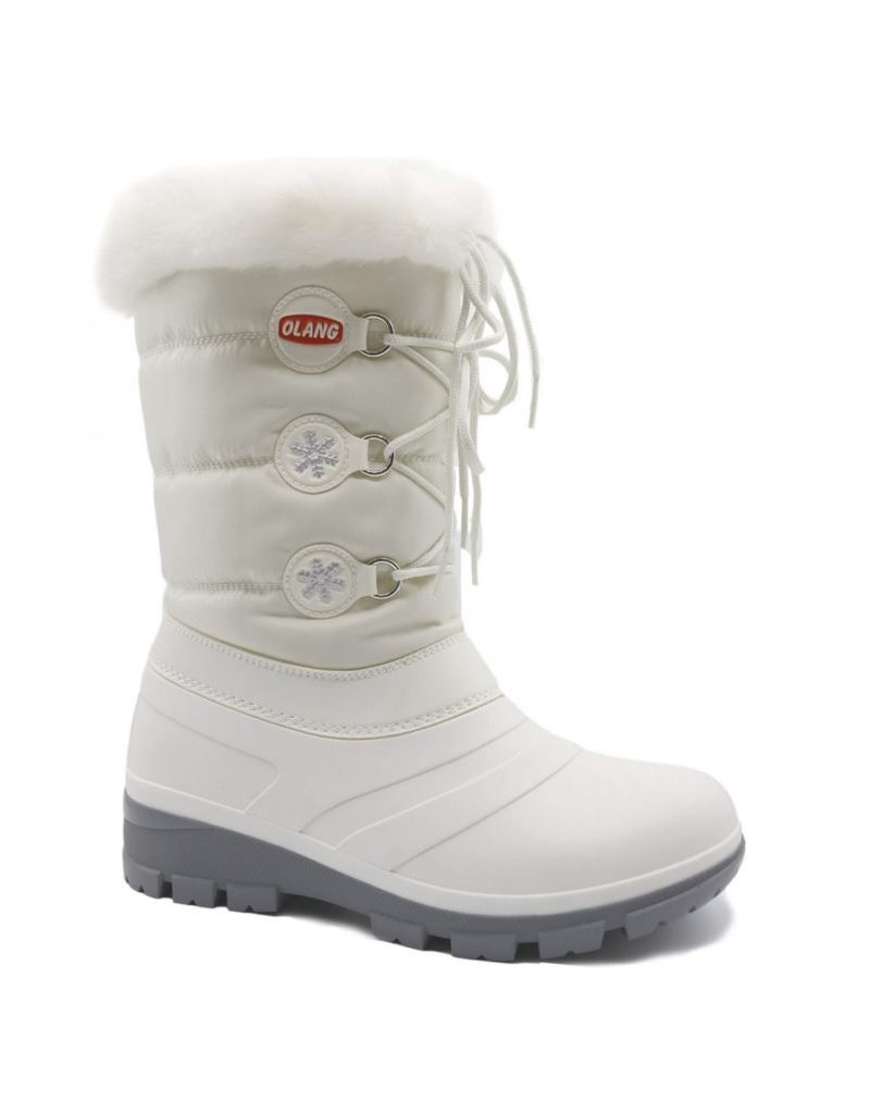 Olang Olang Patty Bianco wit snowboots dames
