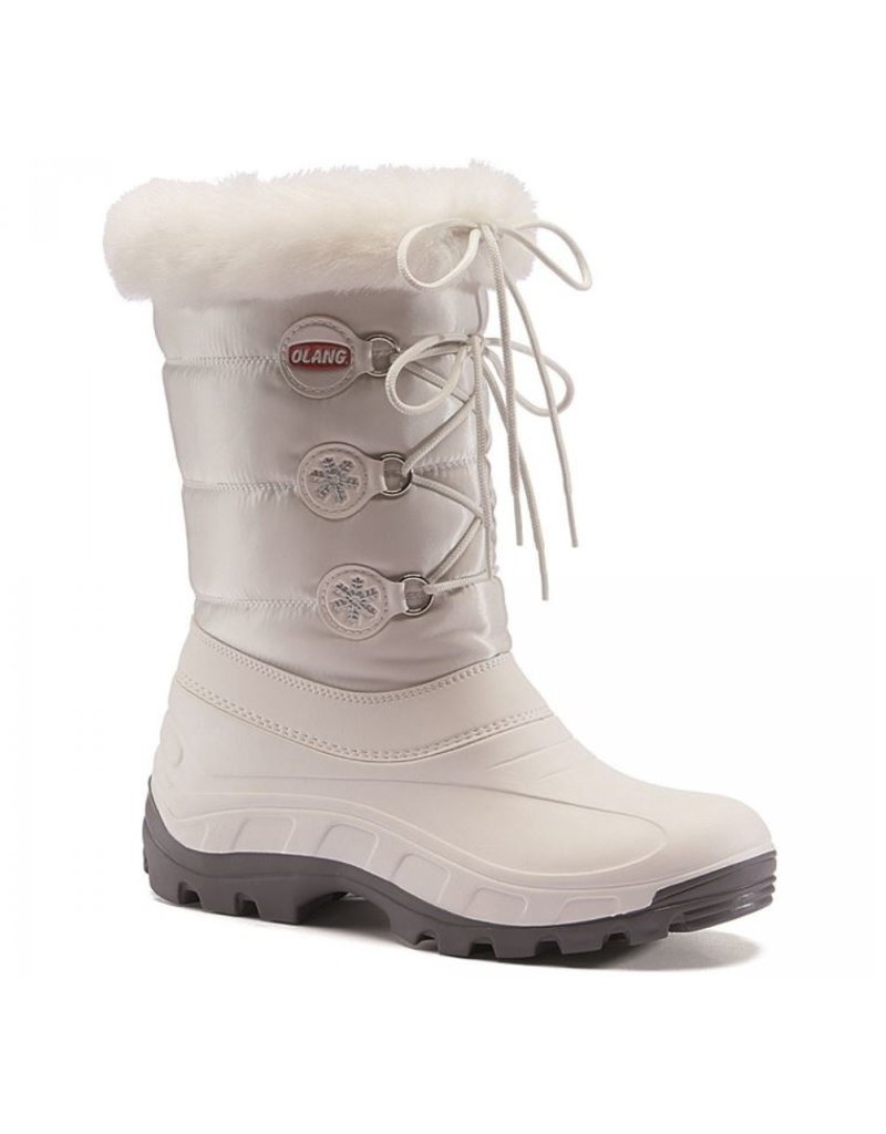 Olang Olang Patty Kid Bianco wit snowboots kids