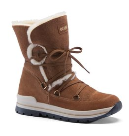 Olang Tanya Cuoio bruin snowboots dames
