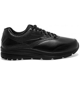 Brooks Addiction Walker 2 zwart wandelschoenen heren