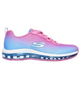 Skechers Skech-Air Element blauw roze sneakers meisjes