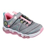 Skechers Skechers Skech-Air Wavelength grijs sneakers meisjes