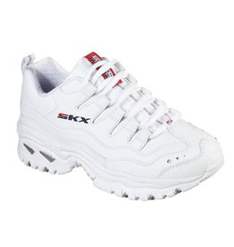 Skechers Energy Timeless Vision wit sneakers dames