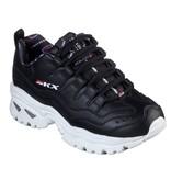 Skechers Skechers Energy Retro Vision zwart sneakers dames