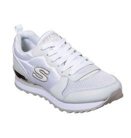 Skechers Retros OG 85 Goldn Gurl wit sneakers dames