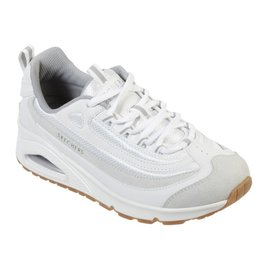 Skechers Uno Roundabout wit sneakers dames