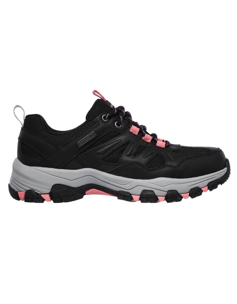 Skechers Skechers Selmen West Highland zwart sneakers dames