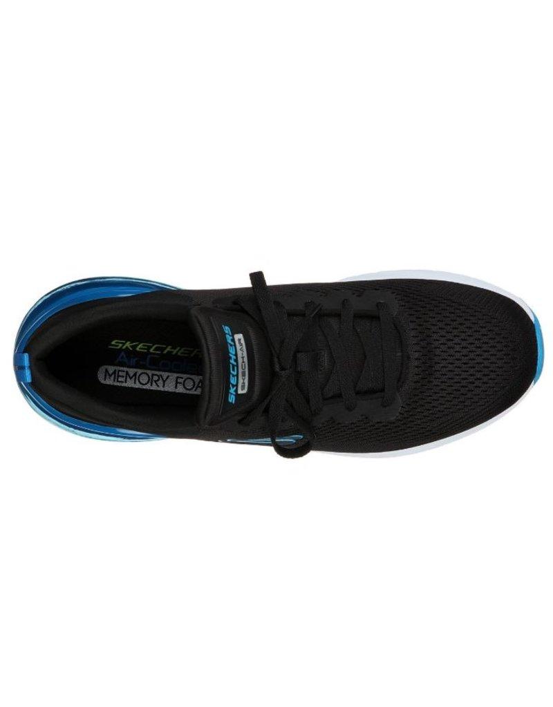 Skechers Skechers Skech-Air Stratus Maglev zwart blauw sneakers heren
