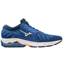 Mizuno Wave Ultima 11 blauw hardloopschoenen heren