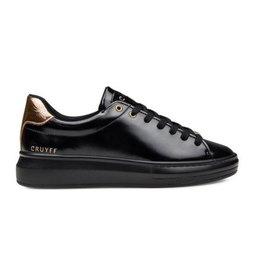 Cruyff Pure zwart goud sneakers dames