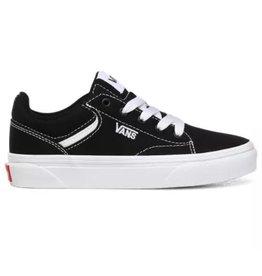 Vans YT Seldan zwart sneakers kids