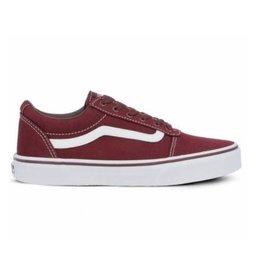 Vans YT Ward port rood sneakers kids