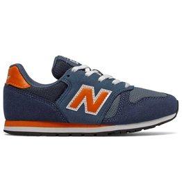 New Balance YC373KN blauw sneakers kids