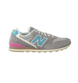 New Balance WL996COL grijs sneakers dames