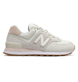 New Balance WL574SAY beige sneakers dames
