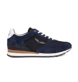 PME Legend Lockplate Ripstop sneakers blauw heren