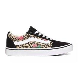 Vans WM Ward Cheetah Palms sneakers dames