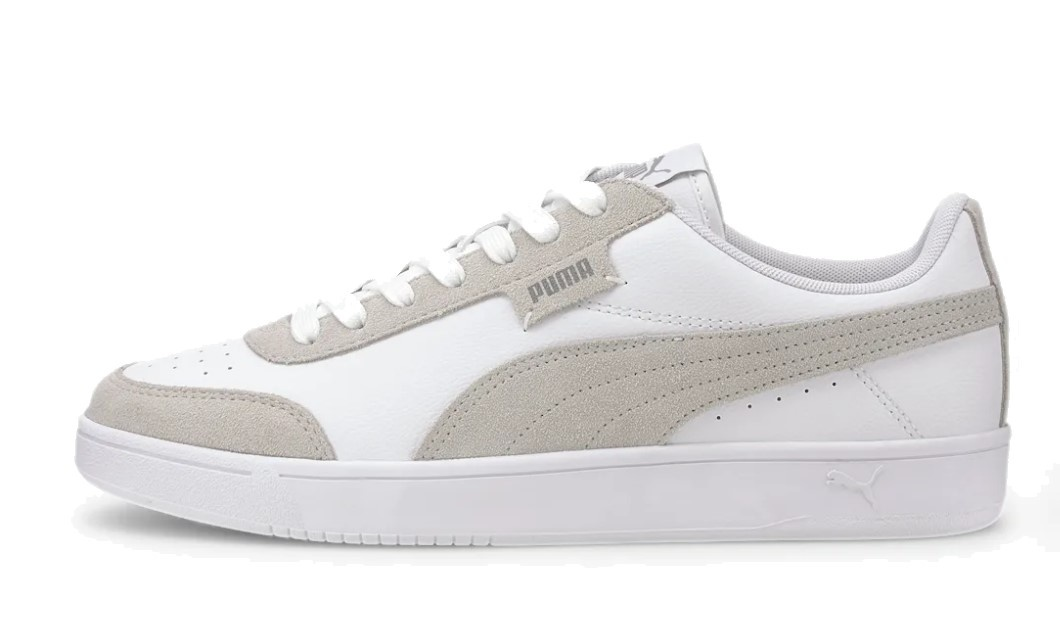 Puma Court Legend Lo wit sneakers heren (371931-03)