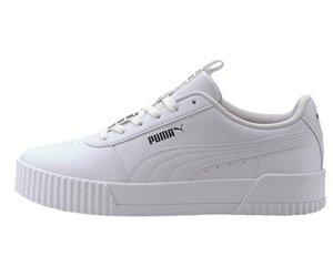 Puma Puma Carina bold wit sneakers dames