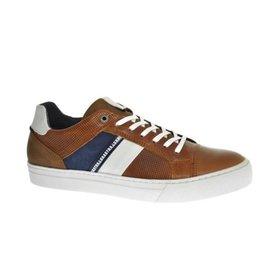 Gaastra Hutchinson PRF M cognac sneakers heren