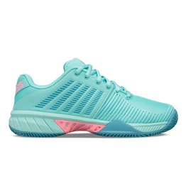 K-Swiss Express Light HB 2 clay blauw tennisschoenen dames