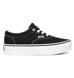 Vans WM Doheny Platform zwart sneakers dames