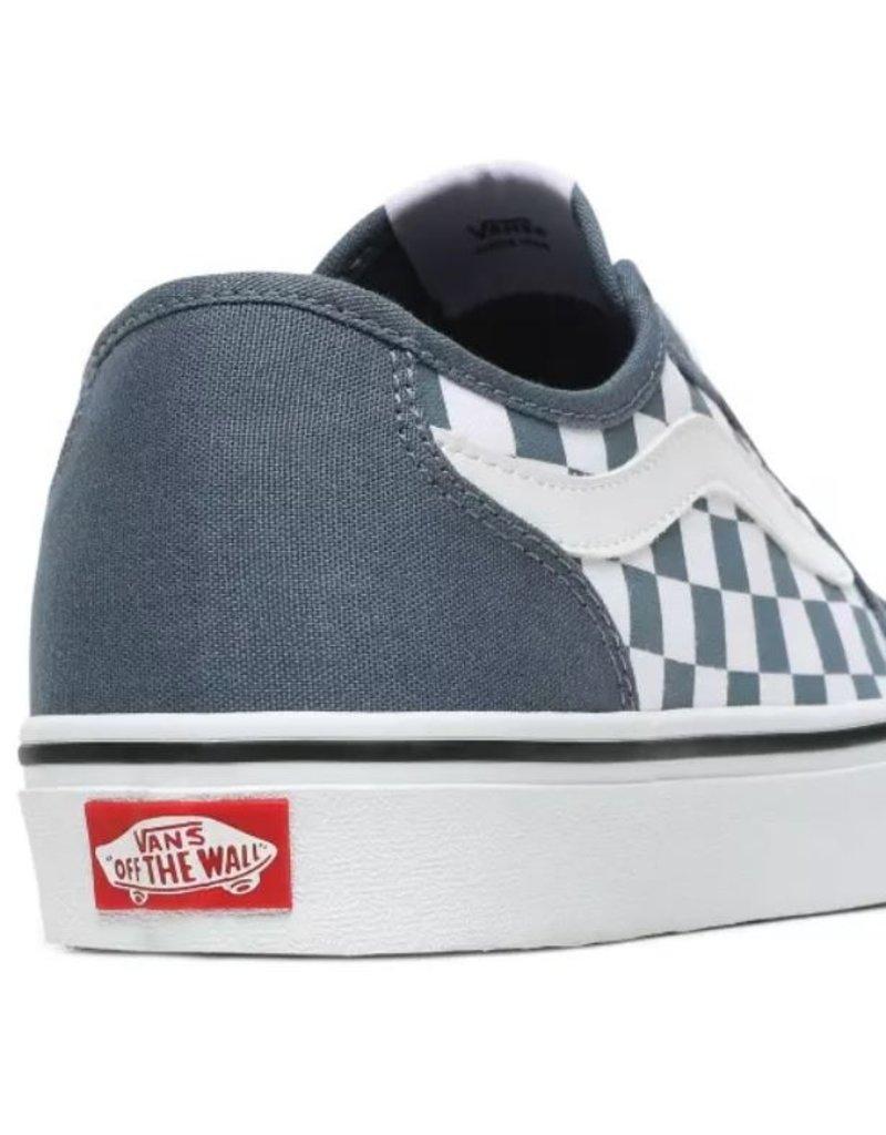 Vans Vans MN Filmore Decon blauw sneakers heren