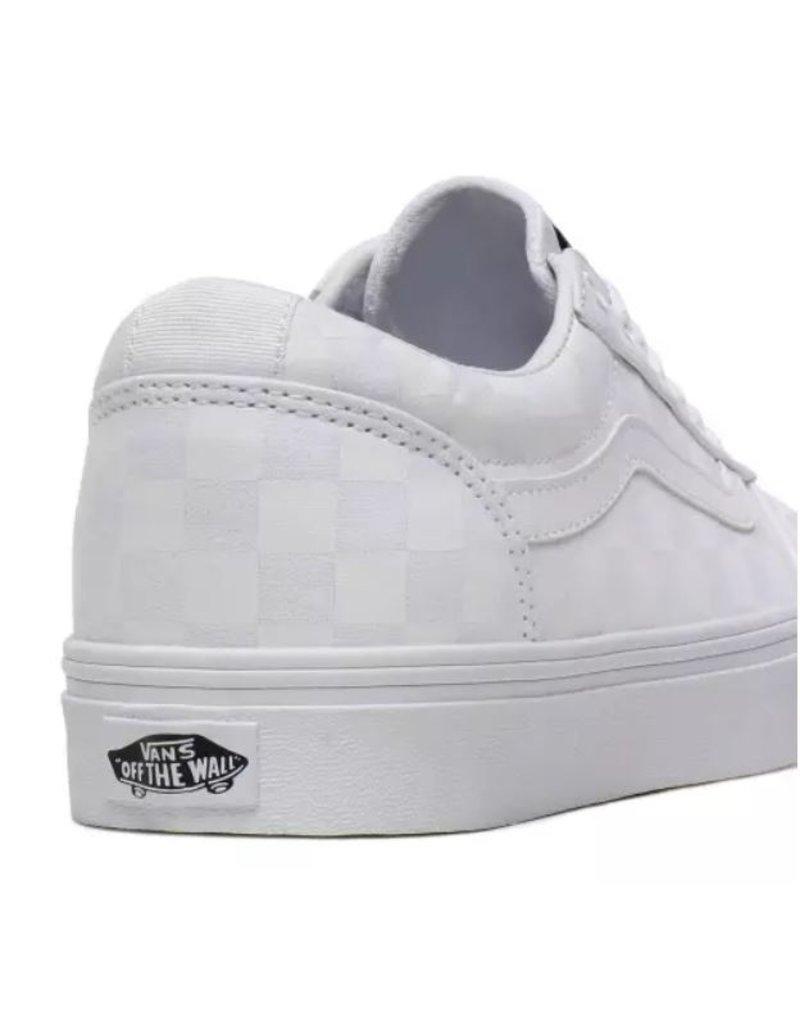 Vans Vans MN Ward wit sneakers heren