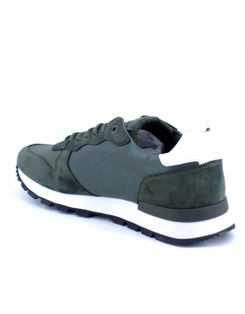 Björn Borg Björn borg R610 MSH M 9600 groen sneakers heren