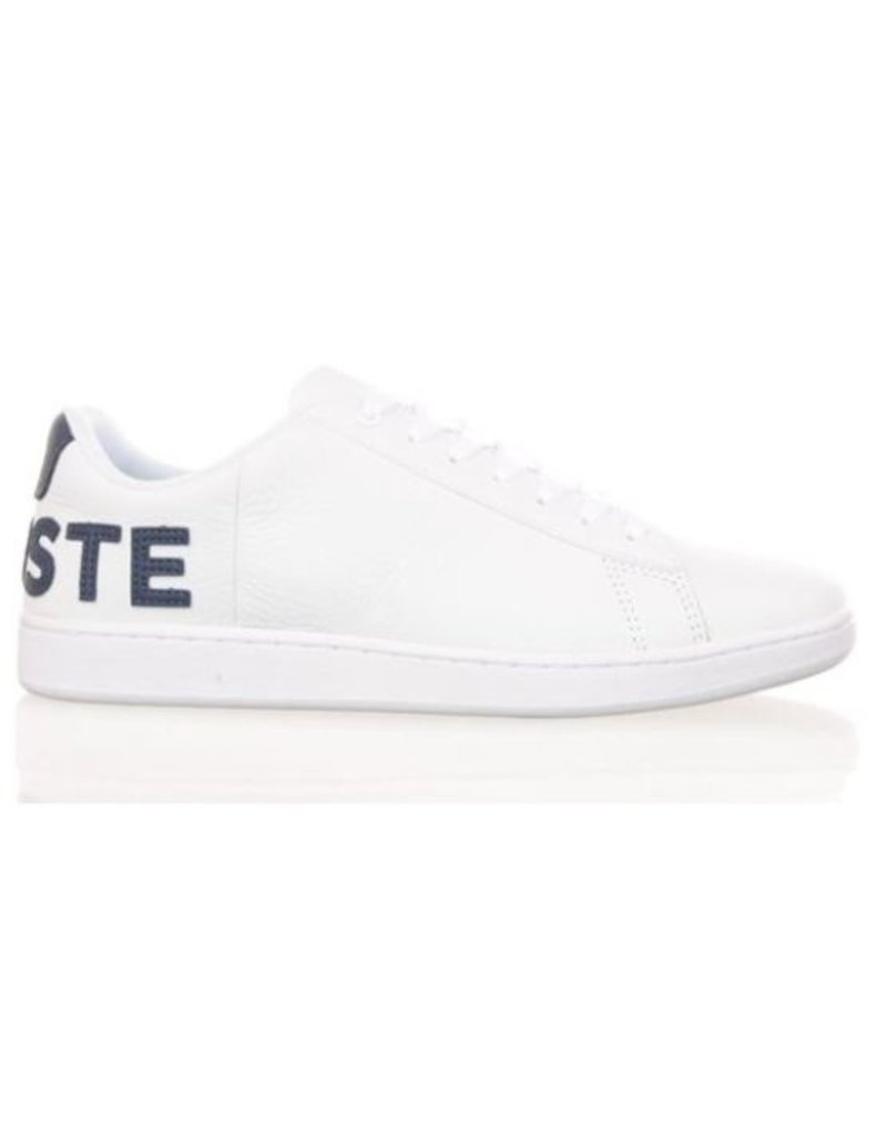 Lacoste Lacoste Carnaby Evo 120 7 US  wit sneakers heren