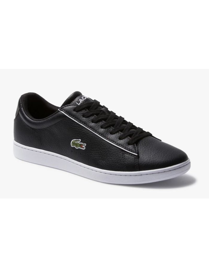 Lacoste Lacoste Carnaby Evo 120 2 zwart sneakers heren