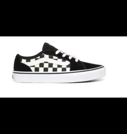 Vans WM Filmore Decon checkerboard zwart wit sneakers dames