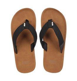 O'Neill FM Chad Tobacco bruin zwart slippers heren
