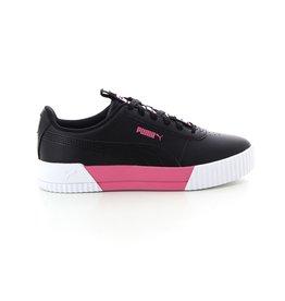 Puma Carina bold zwart sneakers dames