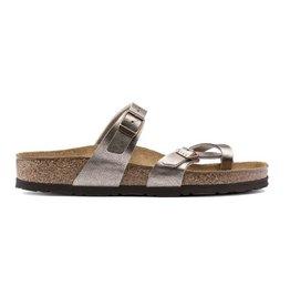 Birkenstock Mayari Graceful taupe sandalen dames