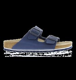 Birkenstock Arizona Desert Soil blauw sandalen heren