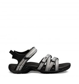 Teva Tirra zwart sandalen dames