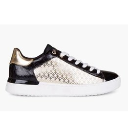 Cruyff Patio Lux wit goud sneakers dames (S)