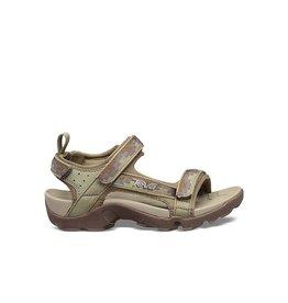 Teva Tanza Steps groen sandalen kids
