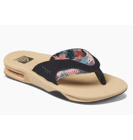 Reef Fanning roze slippers dames