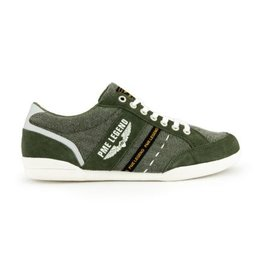 PME Legend Radical Engined olive sneakers heren (S)